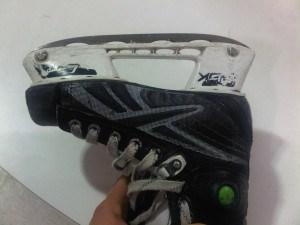flat skate profile