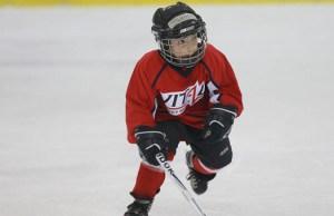 Power Skating Drills for Kids