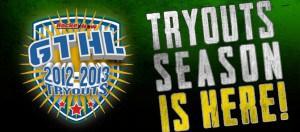 2012 gthl tryouts