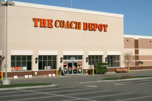 coach depot store