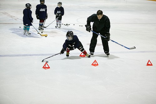 hockey drills for kids