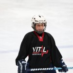 Hockey Practice face