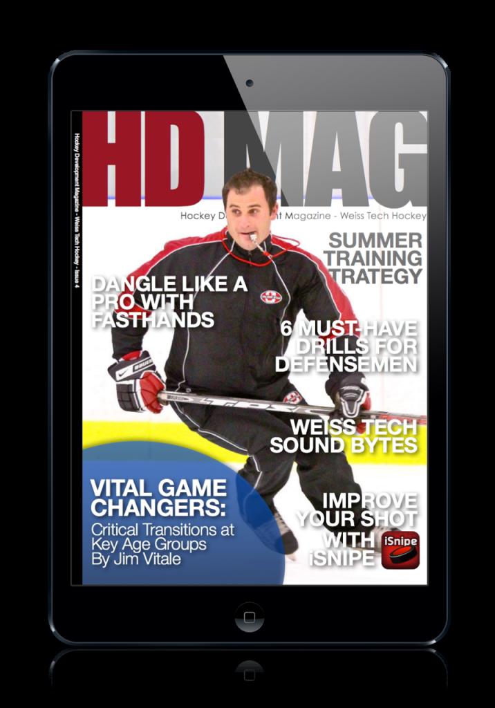 Vital Hockey HD Magazine
